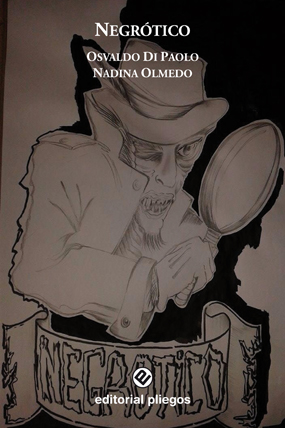 Negrótico book cover